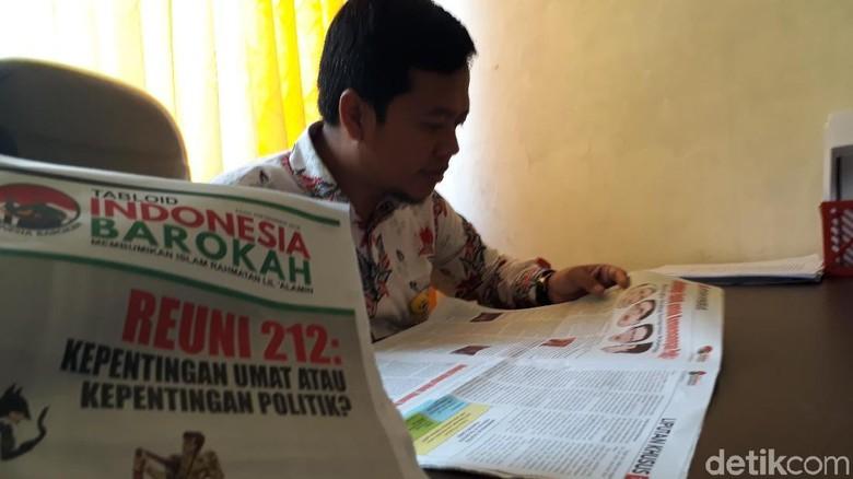 Menjalar Via Pos, Siapa di Balik Indonesia Barokah?