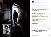 Ahokers Serbu Instagram @basukibtp