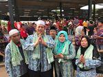 Ikut Kumpul Pendukung di Kalijodo, Rizal dkk Cerita Diumrahkan Ahok