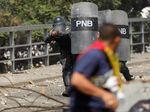 Video Kerusuhan di Venezuela yang Tewaskan 13 Orang