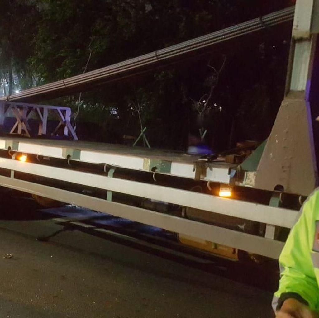 Korban Kecelakaan di Tol Sedyatmo Pejabat Pemkot Tangsel