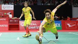 Singkirkan Ganda Taiwan, Greysia/Apriyani Lolos ke Perempatfinal