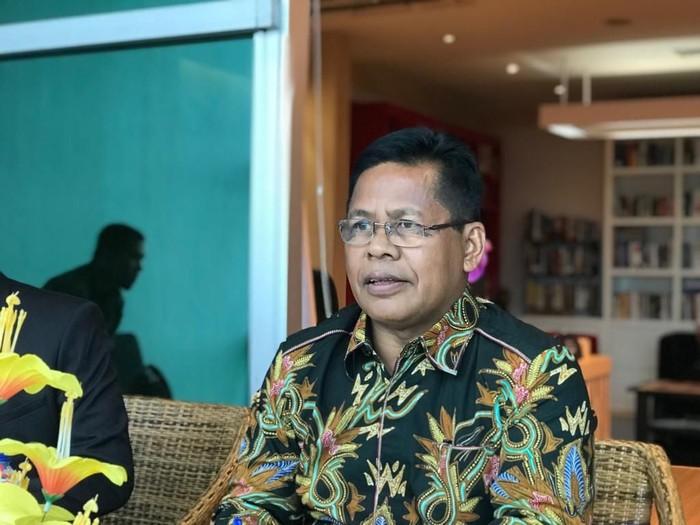 Wali Kota Banda Aceh Aminullah. Foto: Mochammad Zhacky/detikcom