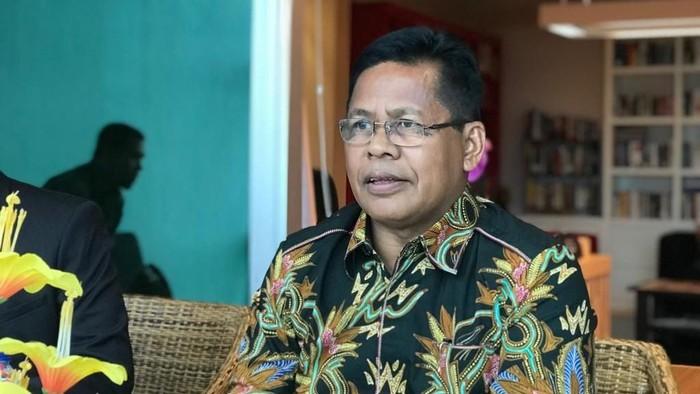 Wali Kota Banda Aceh Aminullah Usman (Mochammad Zhacky/detikcom)