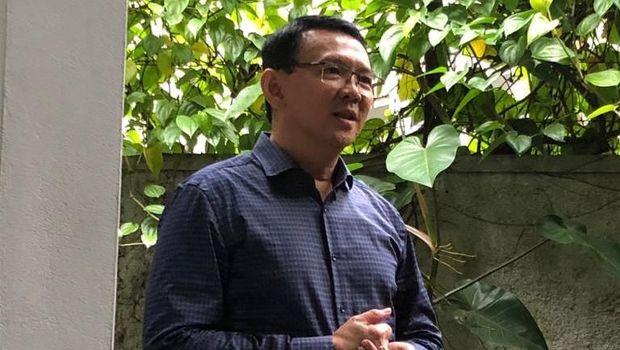 Basuki Tjahaja Purnama alias Ahok, salah satu keturunan etnis Tionghoa yang tampil di dunia politik.