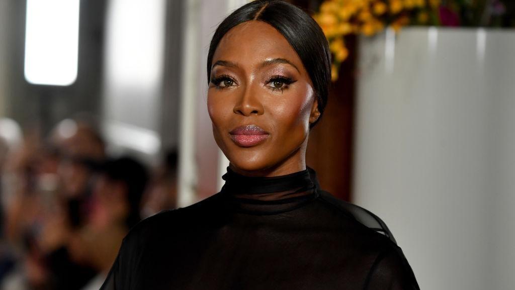 Cerita Miris Naomi Campbell Dilarang Masuk Hotel karena Berkulit Hitam