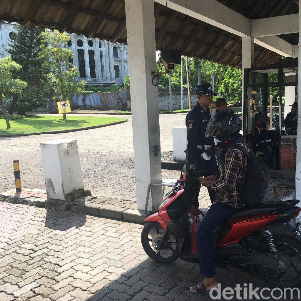 Perumahan Ahok di Pantai Mutiara Tak Ada Penjagaan Polisi, Masih Sepi