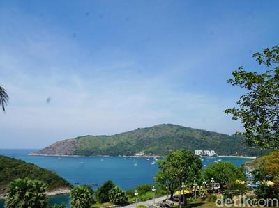 Tempat Terbaik Menikmati Phuket