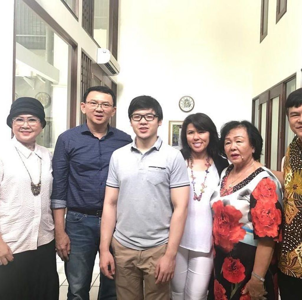 Adik Ahok: Finally...