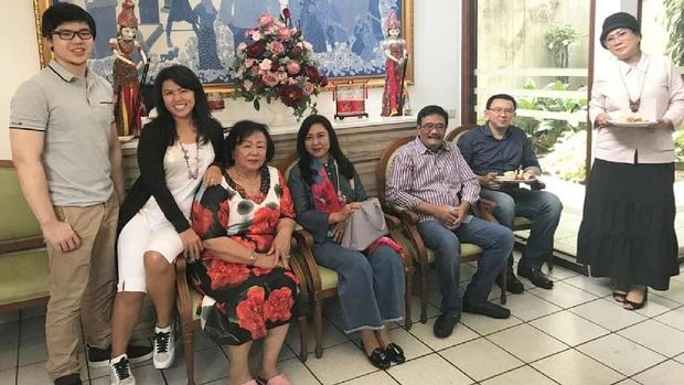Djarot Sambut Ahok: Welcome Home Bro