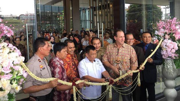 Hari Ini, Hotel Harper Palembang Resmi Dibuka