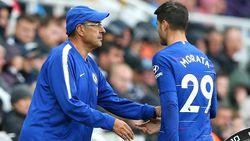 Morata Minta Pergi dari Chelsea Sebulan Lalu