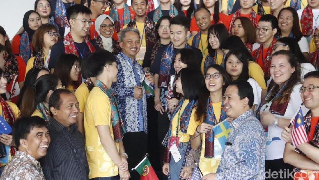 CommTECH Insight 2019, Upaya ITS Kenalkan Budaya Indonesia ke Dunia