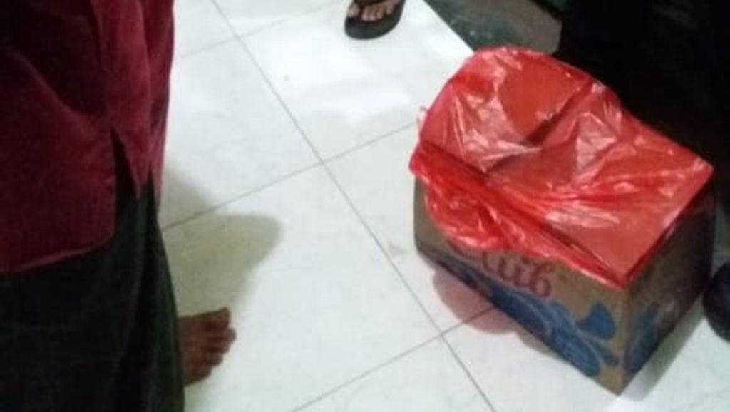 Sesosok Mayat Bayi Ditemukan Terbuang di Musala Kota Malang