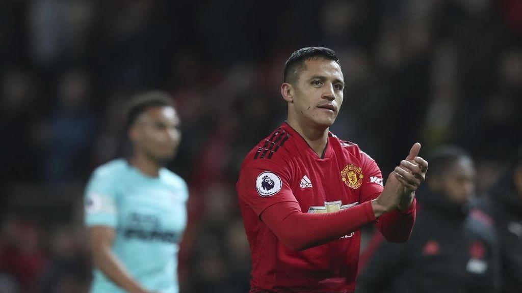 Sanchez Nantikan Sambutan Meriah Fans Arsenal