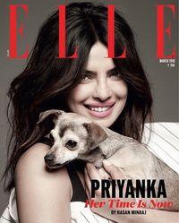 Mewah, Anjing Priyanka Chopra Pakai Jaket Seharga Rp 6,9 Juta