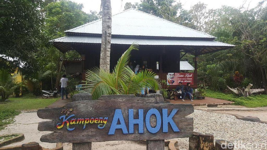 Pulang ke Belitung, Ada Objek Wisata di Depan Rumah Ahok