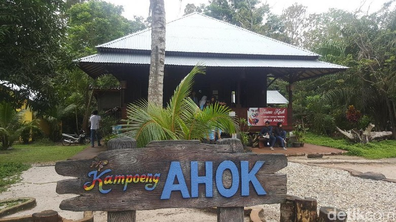 Destinasi Kampoeng Ahok (Fitraya Ramadhanny/detikTravel)