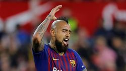 Lini Tengah Sudah Tangguh, Inter Tak Butuh Vidal
