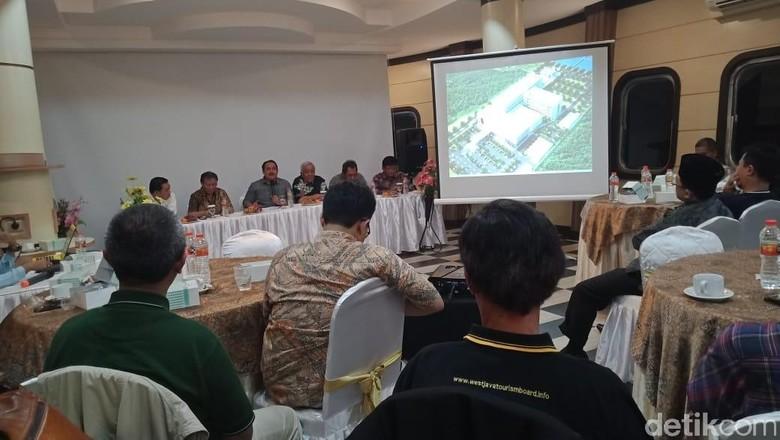 Stake holder kepariwisataan Jawa Barat berkumpul di Pangandaran (Andi Nurroni/detikTravel)