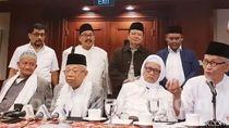 Kiai Sepuh Dukung Jokowi-Maruf, TKD Jatim: Suara Kiai Didengar