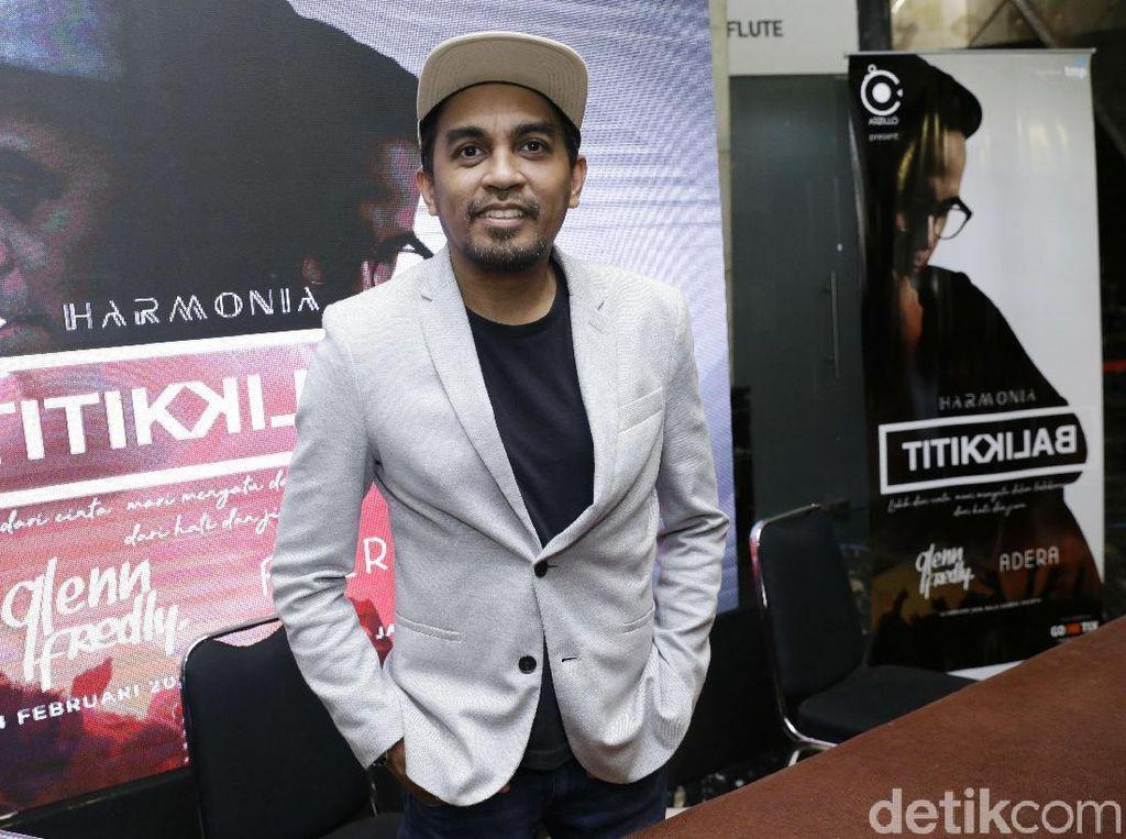 Dianggap Hina Prabowo dan Sandiaga, Glenn Fredly Dikecam Warganet