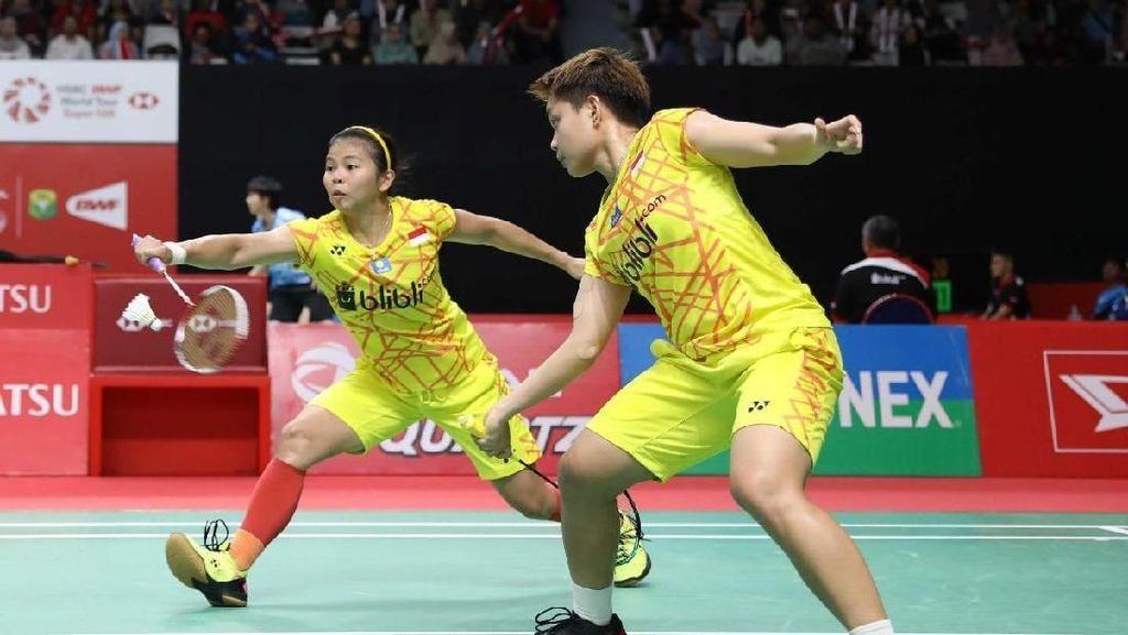 Lupakan Rekor Buruk, Greysia/Apriyani Siapkan Ini Hadapi Jepang di Semifinal