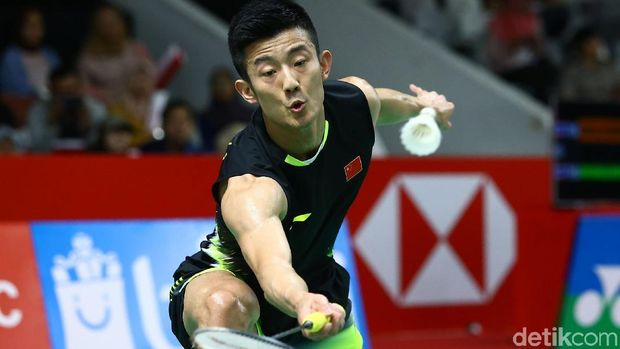 pebulutangkis China, Chen Long