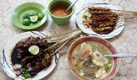 Modal Rp 20 Ribu Bisa Makan Siang Enak di Jakarta Pusat