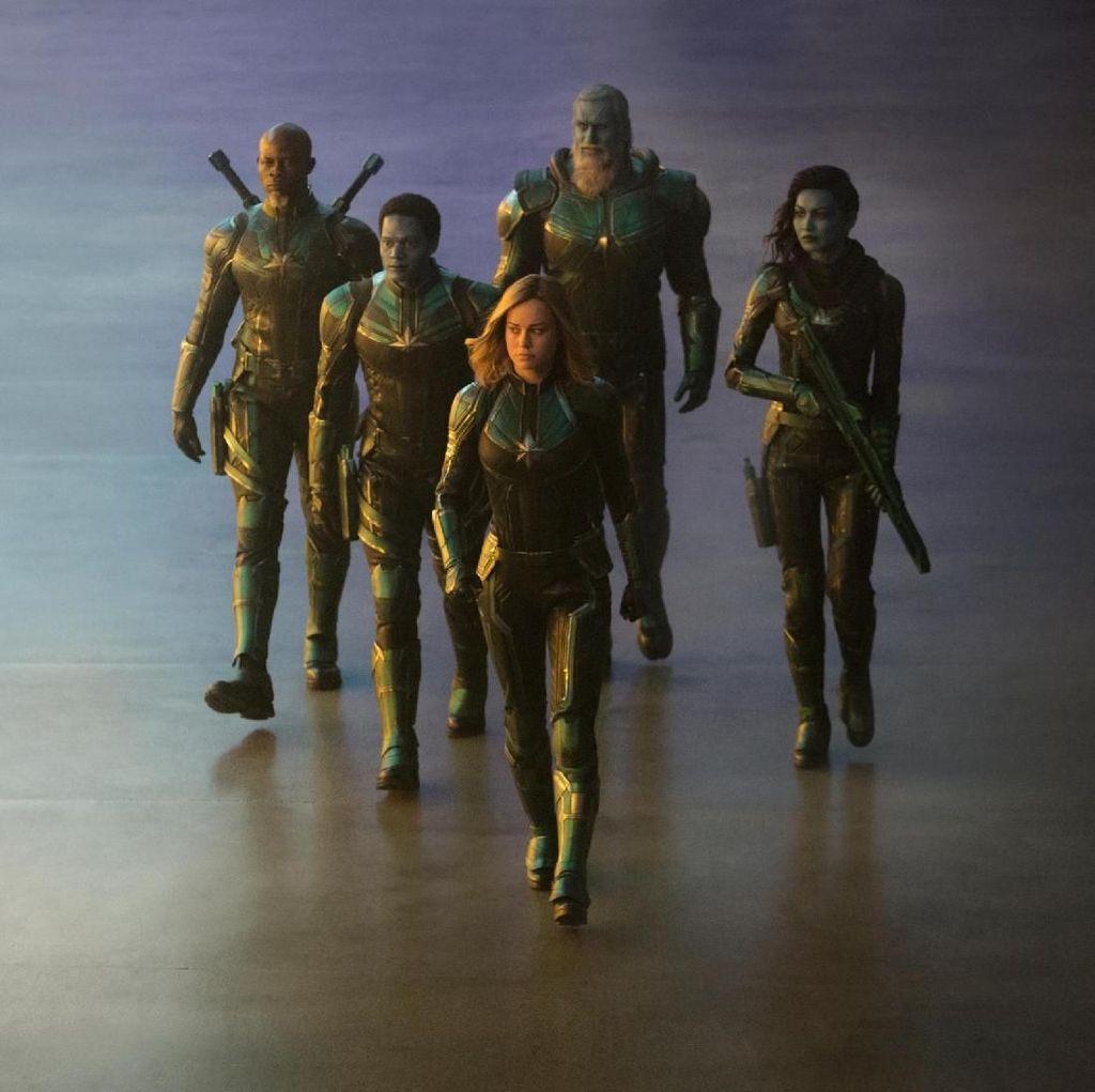Apa yang akan Marvel Kerjakan di 2019?