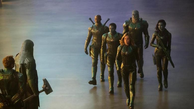 Foto: Captain Marvel (dok.Mrvel)