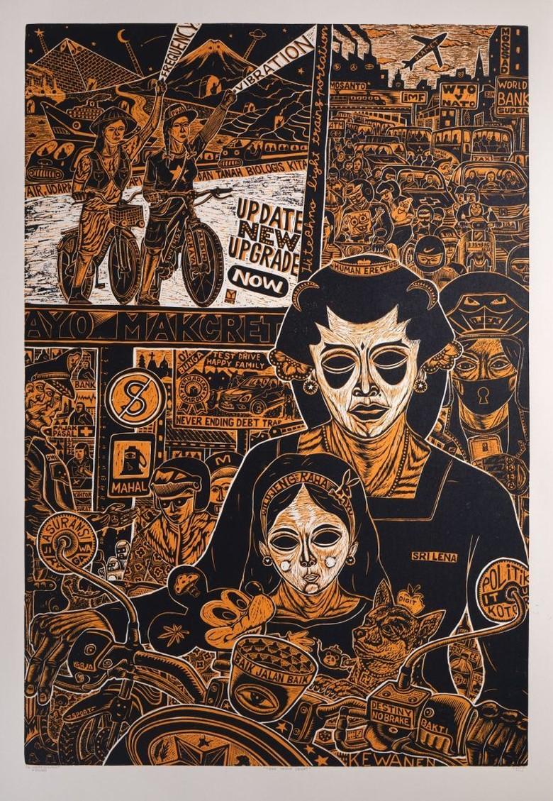 12 Seniman Kontemporer Indonesia Pamer Karya di Sydney