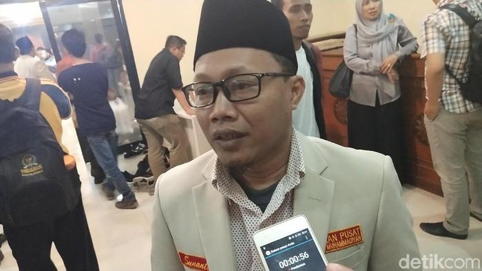 Ketua PP Pemuda Muhammadiyah Sunanto