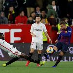 Barcelona Diuji Sevilla, Kans Atletico dan Madrid Menipiskan Jarak