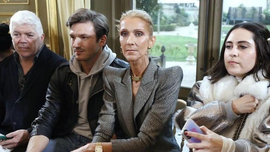 Jawaban Celine Dion Soal Gosip Pacaran dengan Pria Ganteng: Dia Gay