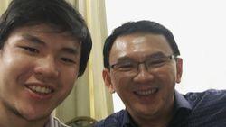 Ajak Ahok Coba MRT, Anak: Ini Keren Banget Pa!
