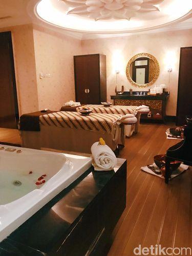 Menikmati 'Me Time' dengan Pijatan Otentik Bali di The Trans Luxury Hotel