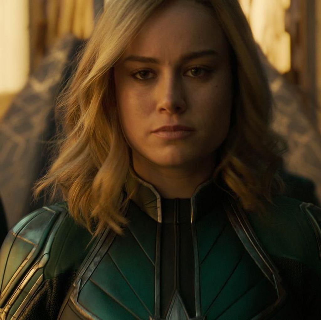 Mengenal Captain Marvel Pahlawan Super Perempuan Terkuat dari Marvel