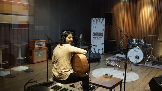 Widi Maliq & DEssentials Jadi Kurator Musik di Go A Head Challenge