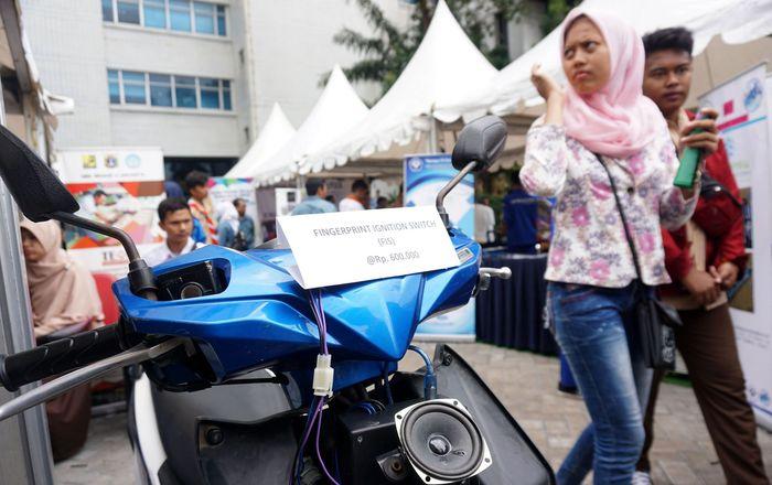 Melalui kolaborasi ini, GOJEK dan GO-PAY turut mendukung upaya Pemerintah Kota Administrasi Jakarta Utara dalam meningkatkan produktivitas dan memajukan kualitas siswa/i SMK se-Jakarta Utara. Foto: dok. Gojek