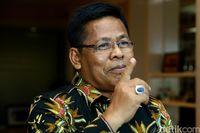Walikota Banda Aceh Aminullah Usman (Muhammad Ridho/detikFoto)