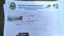 Proyek Tol Dalam Kota Bandung Sudah Masuk Revisi RTRW Jabar