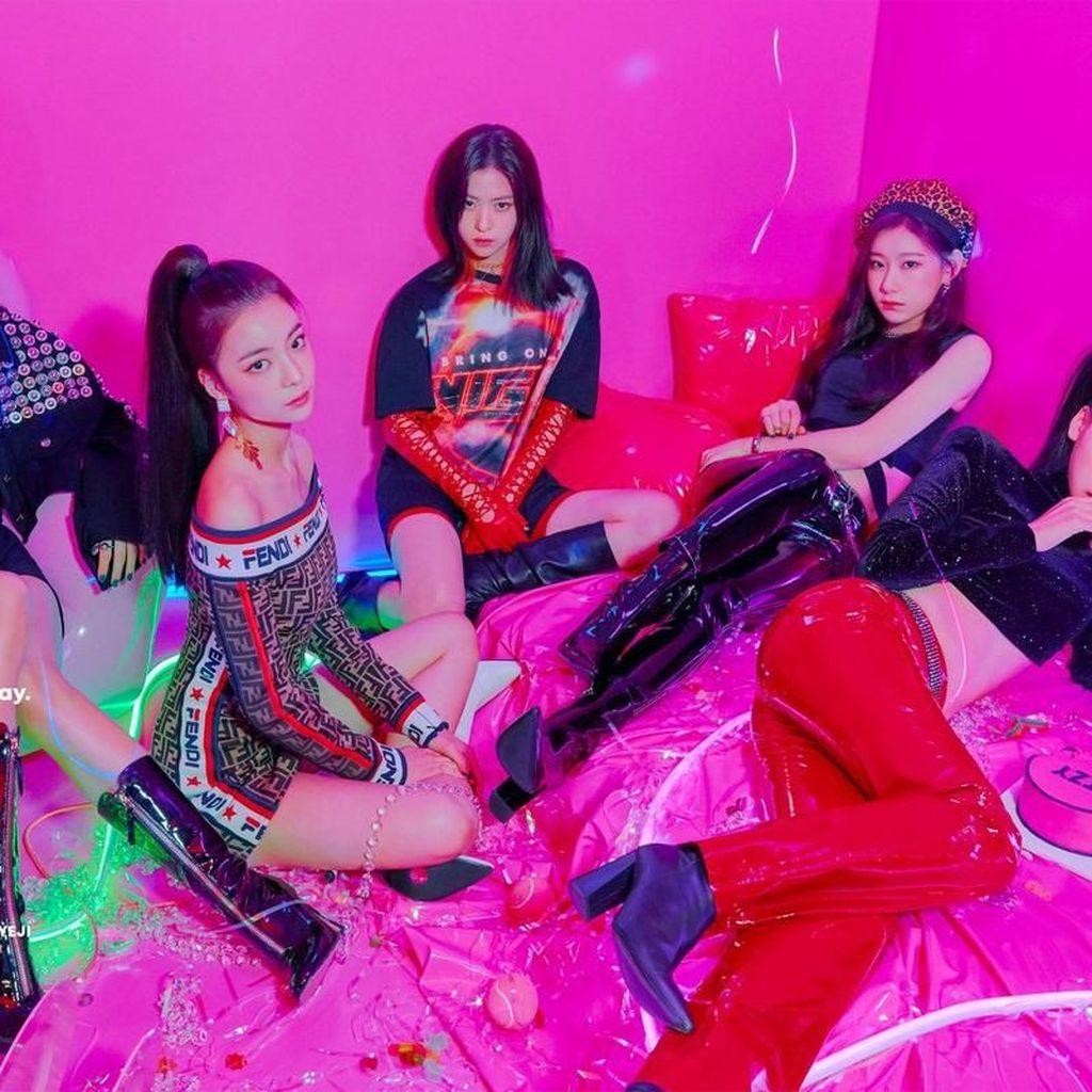 JYP Entertainment Ungkap Judul Single Debut ITZY Lewat Teaser Terbaru