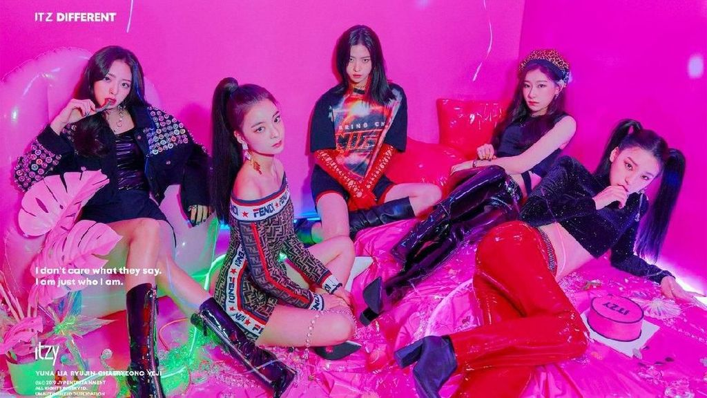 JYP Entertainment Ungkap Judul Single Debut ITZY Lewat Teaser Terbaru