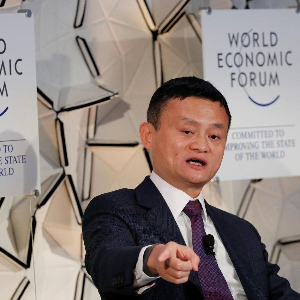 Jack Ma Cemas Teknologi Sebabkan Perang Dunia III