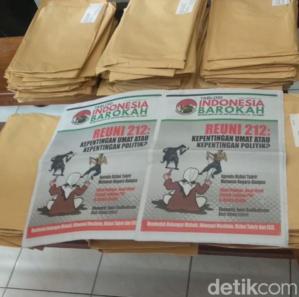 Tabloid Indonesia Barokah Beredar di 344 Masjid dan Ponpes Semarang