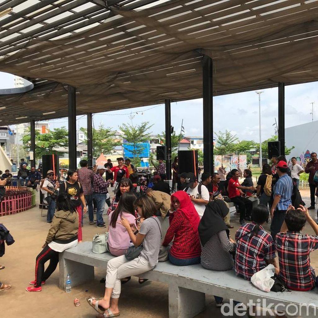 Ahokers Berkumpul, Gelar Doa Lintas Agama di RTH Kalijodo