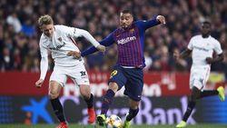 Hasil Copa del Rey: Barcelona Keok di Kandang Sevilla