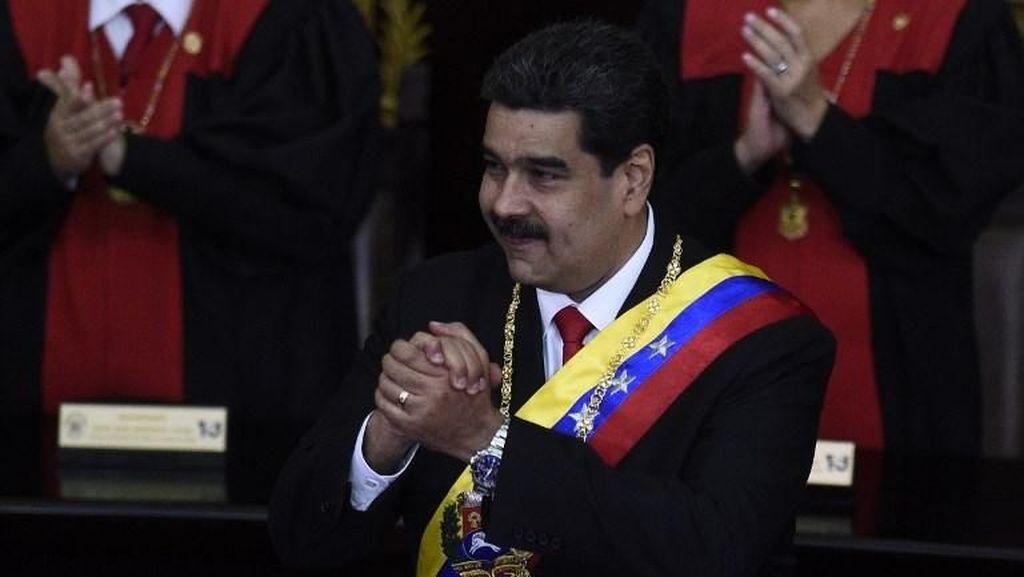 Trump akan Sanksi Bank yang Dukung Rezim Maduro