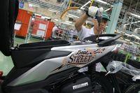 Honda BeAT Street.